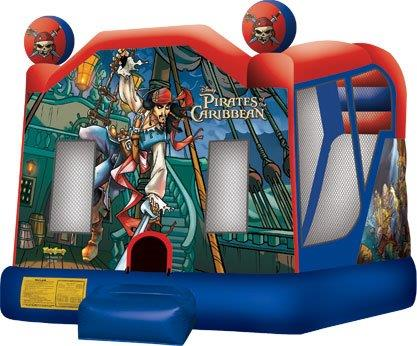 Pirates Bouncy Castle Hire Perth