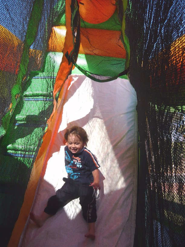 Inflatable Slide Hire Perth