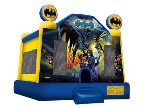 Batman Bouncy Castle Hire Perth