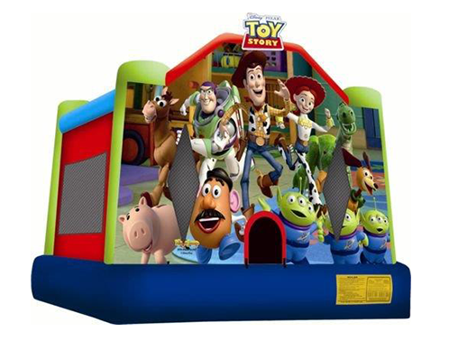 Toy Story Bouncy Castle Hire Perth